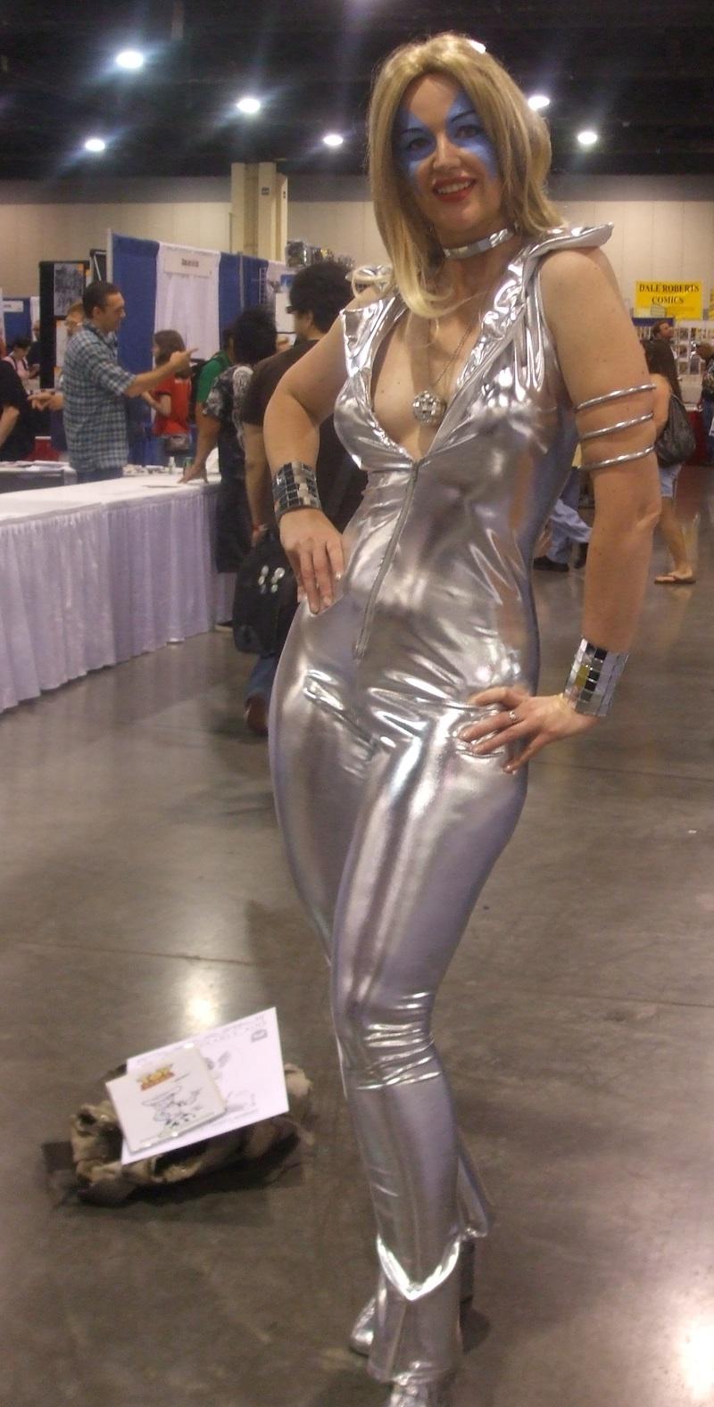 Dazzler-cosplay