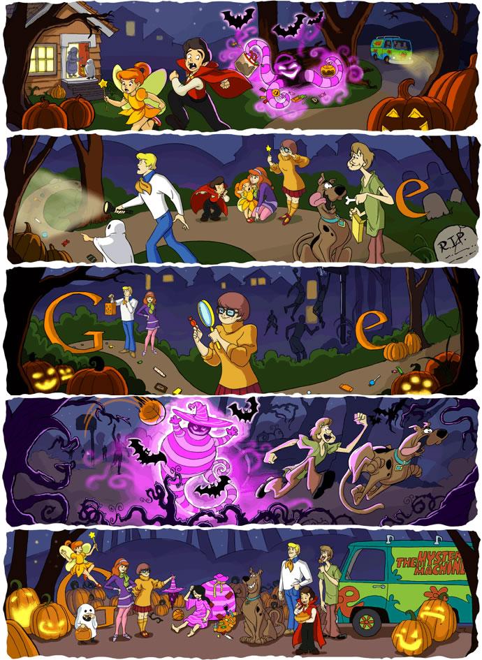 Scooby-doo-google