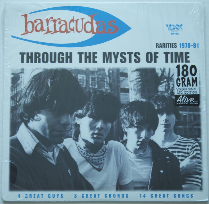 Barracudas-through-the-mysts-of-time-cover