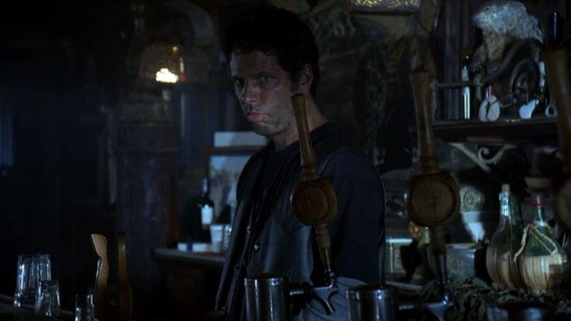 Backwoods-bartender