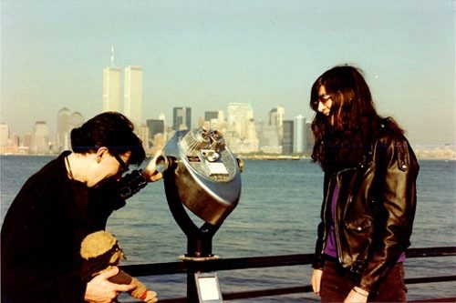 Joey Ramone and the World Trade Center