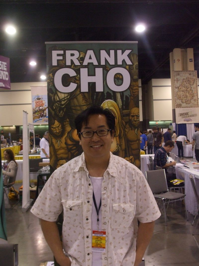 Frank-cho-heroes-con