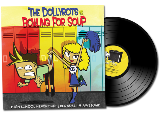 The Adventurers Club: The Dollyrots versus Bowling for Soup