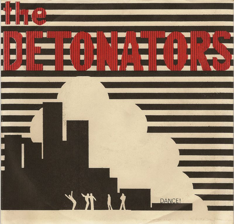 The-detonators-dont-talk-picture-sleeve