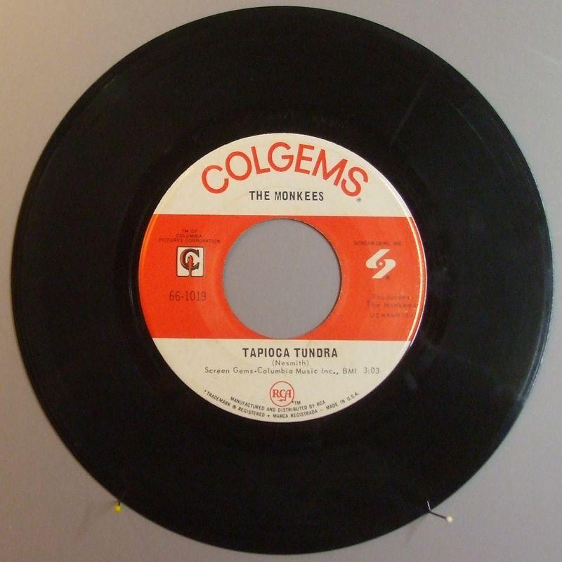 Monkees-tapioca-tundra-vinyl-45