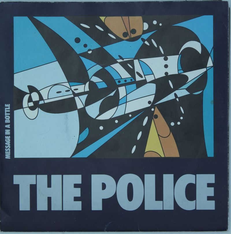 Police-message-in-a-bottle-picture-sleeve