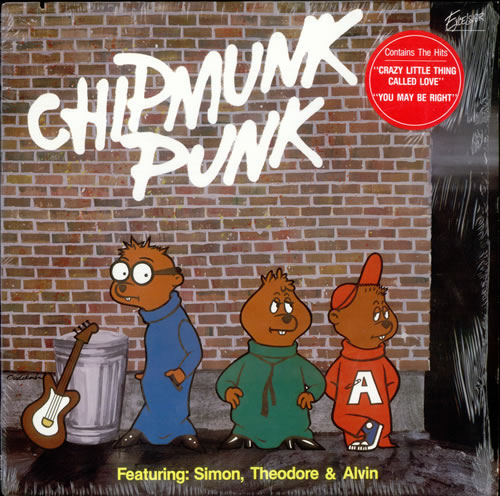 Chipmunk-Punk
