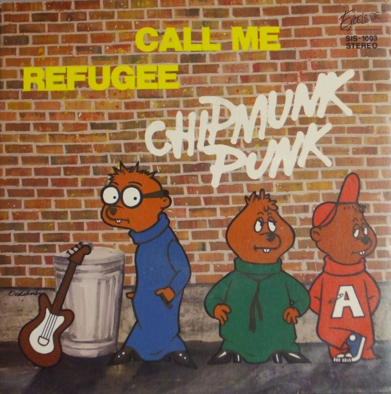 Chipmunks-call-me-picture-sleeve