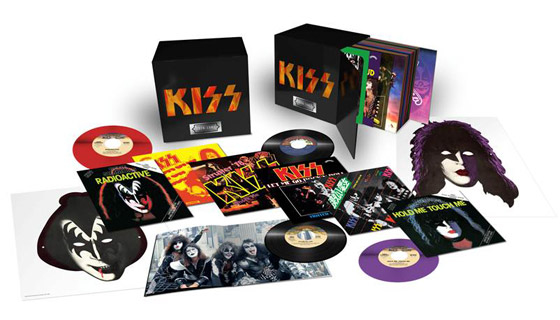 KISS: The Casablanca Singles 1974 - 1982 Vinyl Edition