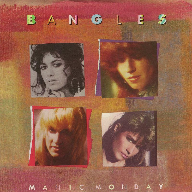 Bangles-manic-monday