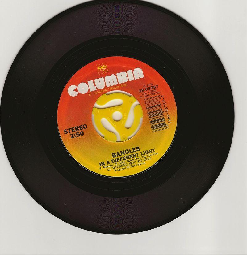 Bangles-different-light-vinyl