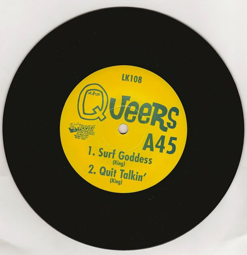 The-queers-surf-goddess-vinyl