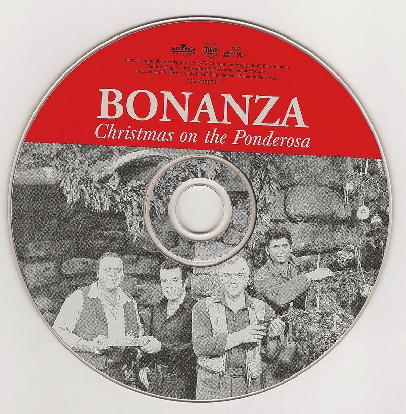Christmas-on-the-ponderosa-bonanza-cd