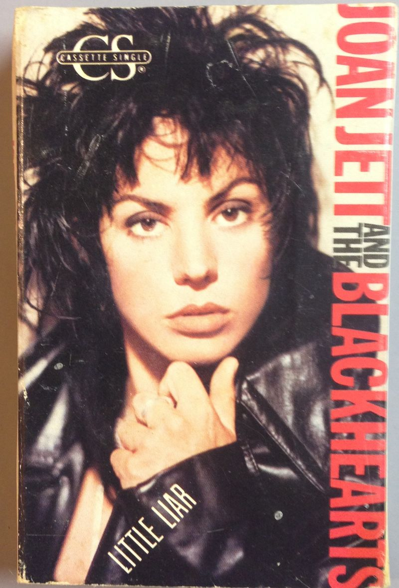Joan-jett-little-liar-cassette-single