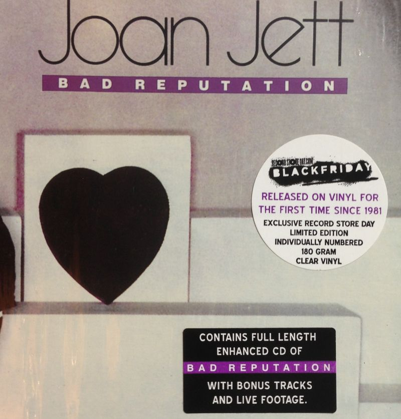 Joan-jett-bad-reputation-record-store-day-black-friday