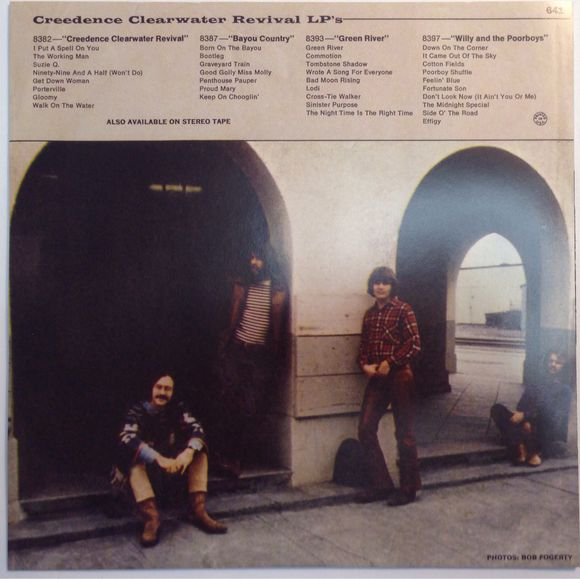 Creedence Clearwater Revival - Run Through the Jungle (Singles Box)