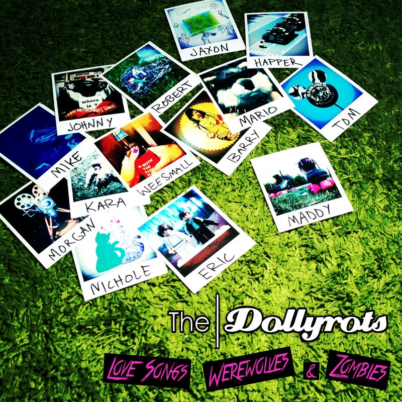 Dollyrots-love-songs-werewolves-and-zombies