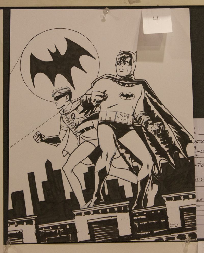 Heroescon-2014-art-auction-batman-66