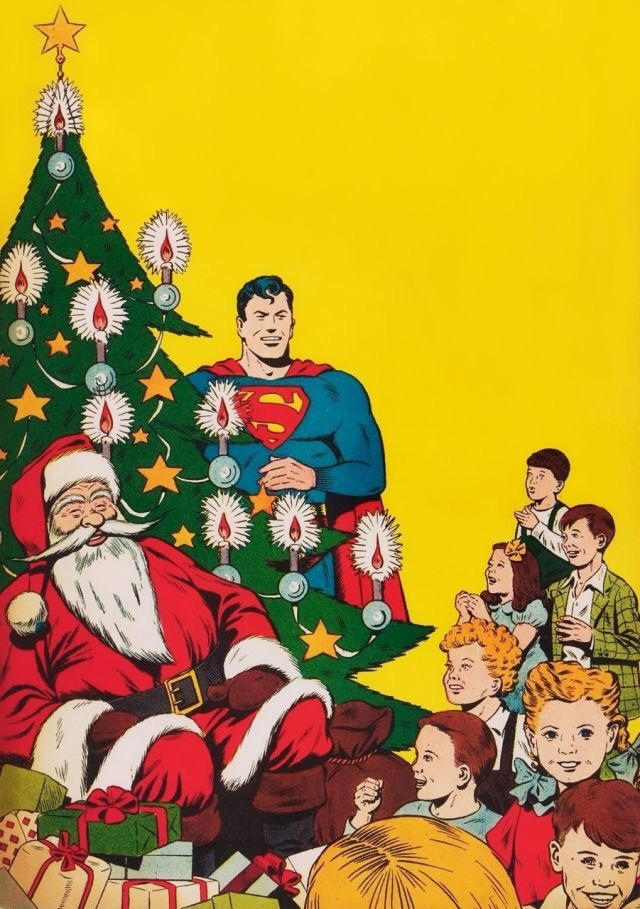 Superman-christmas