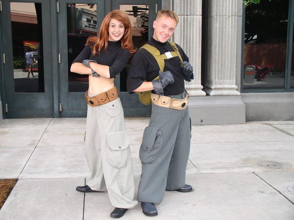 The Adventurers Club: Notes from the Kim Possible Fileskim possible