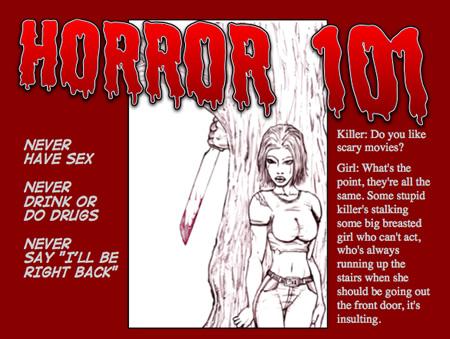 Horror101